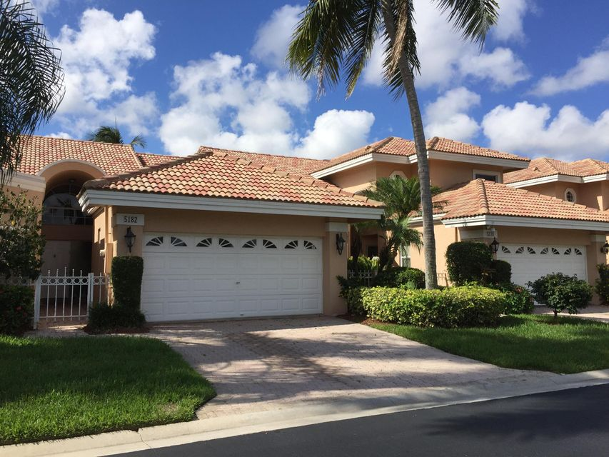Villa for Rent at 5182 Windsor Parke Drive 5182 Windsor Parke Drive Boca Raton, Florida 33496 United States