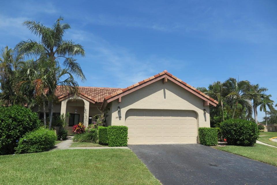 Villa for Sale at 23378 Water Circle 23378 Water Circle Boca Raton, Florida 33486 United States