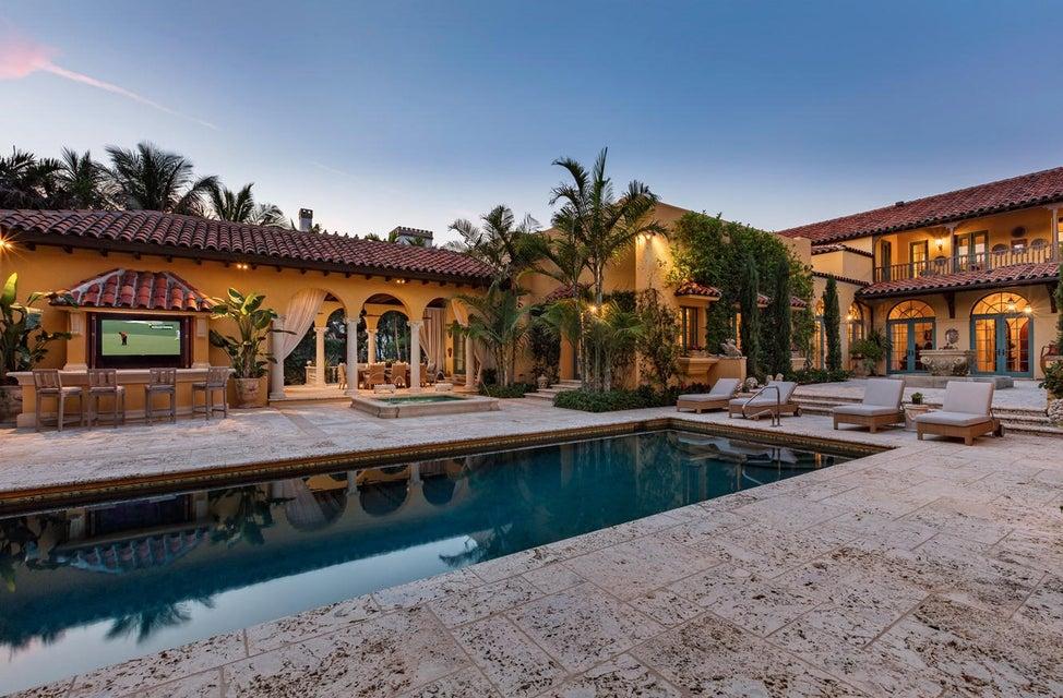 Additional photo for property listing at 100 El Bravo Way 100 El Bravo Way Palm Beach, Florida 33480 United States