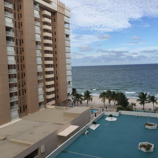 Co-op / Condo for Rent at 1010 S Ocean Boulevard Pompano Beach, Florida 33062 United States