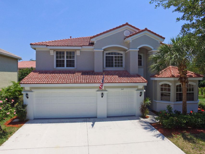 New Home for sale at 347 Kingfisher Drive in Jupiter
