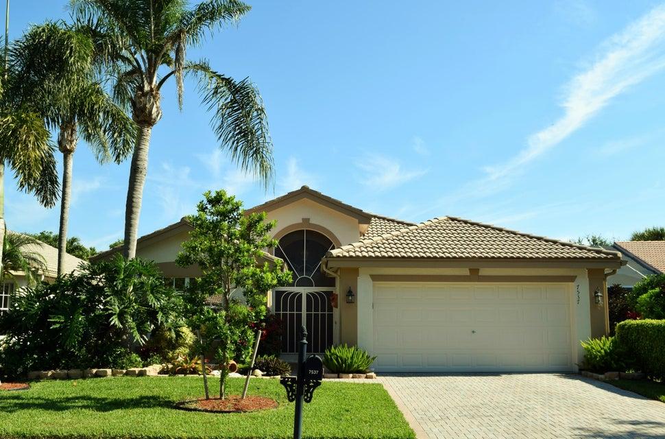 7537 Citronella Street, Boynton Beach, FL 33437