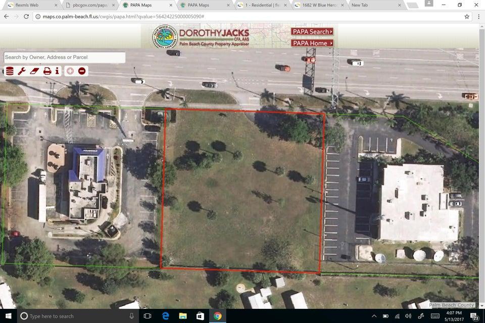 Land for Sale at 0 Blue Heron Boulevard 0 Blue Heron Boulevard Riviera Beach, Florida 33404 United States