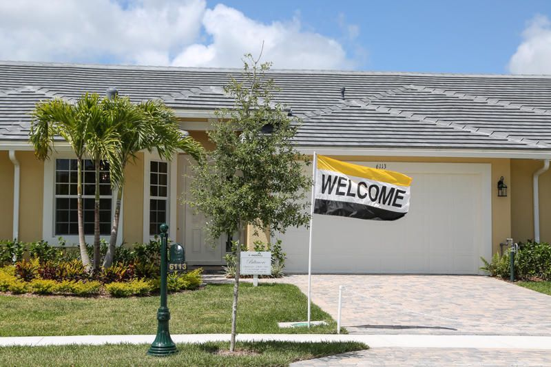 Villa for Sale at 6116 NW Denmore Lane 6116 NW Denmore Lane Port St. Lucie, Florida 34983 United States