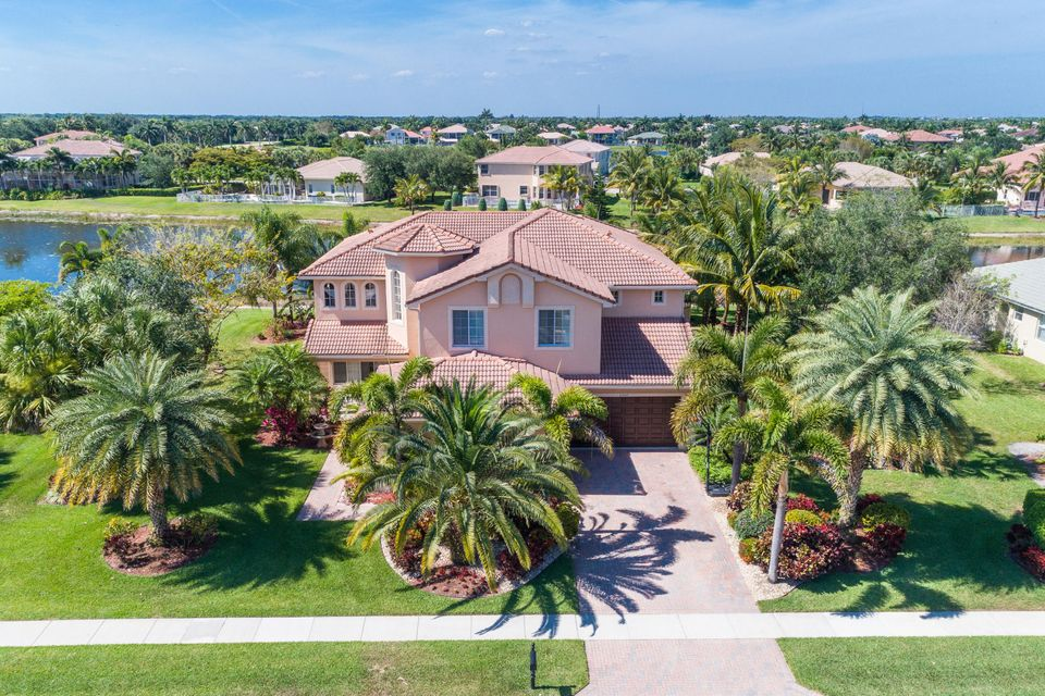 Single Family Home for Sale at 11737 Windsor Bay Place 11737 Windsor Bay Place Wellington, Florida 33449 United States