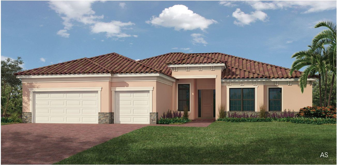 Maison unifamiliale pour l Vente à 6208 SW Key Deer Lane Palm City, Florida 34990 États-Unis