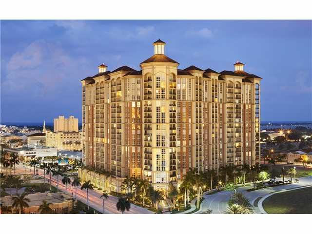 Condominium for Rent at 550 Okeechobee Boulevard # 1420 550 Okeechobee Boulevard # 1420 West Palm Beach, Florida 33401 United States