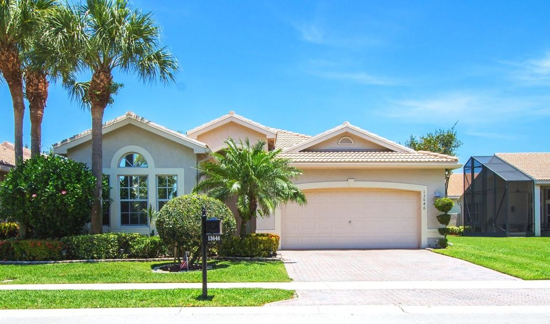 13646 Granada Mist Way, Delray Beach, FL 33446