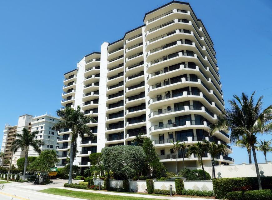Coopérative / Condo pour l à louer à 800 Ocean Drive Juno Beach, Florida 33408 États-Unis