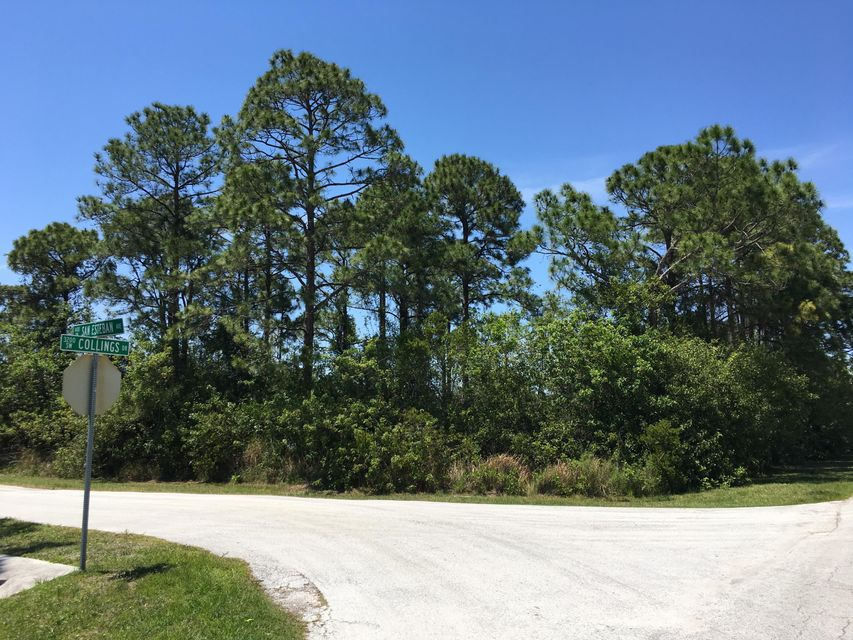 Land for Sale at 1401 SW San Esteban Avenue 1401 SW San Esteban Avenue Port St. Lucie, Florida 34953 United States