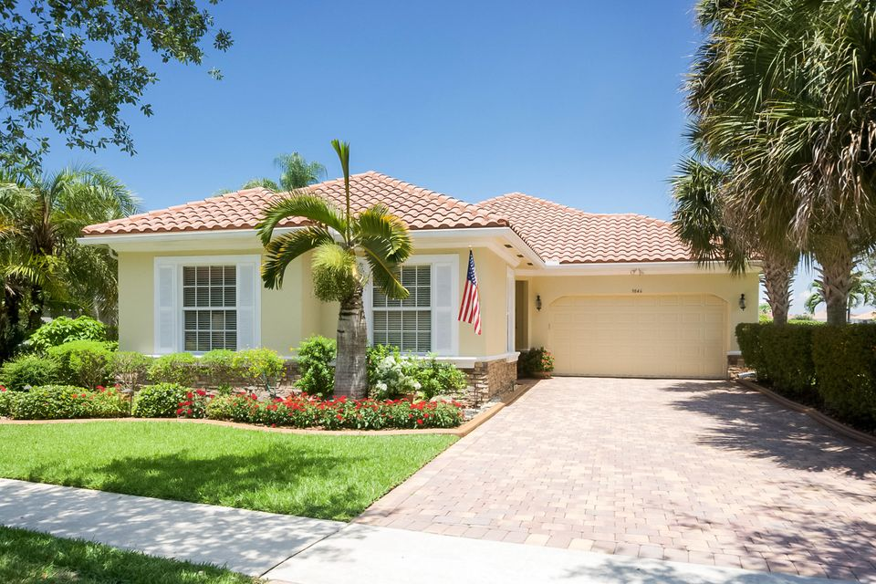 House for Sale at 9846 Cobblestone Creek Drive Boynton Beach, Florida 33472 United States