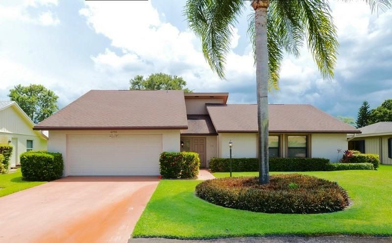 Single Family Home for Sale at 6750 Eastpointe Pines Street Palm Beach Gardens, Florida 33418 United States