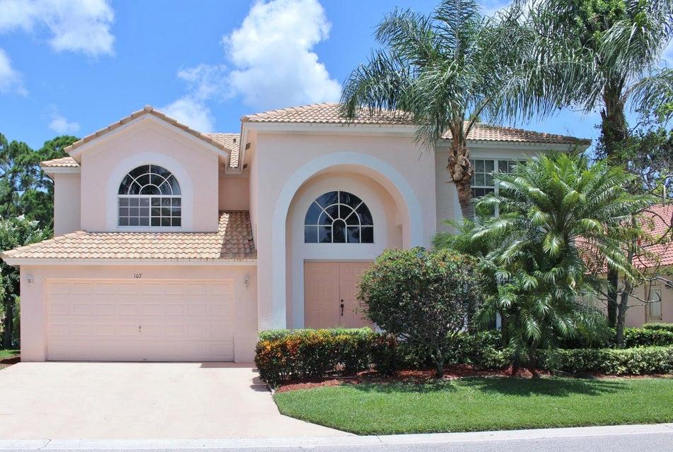 107 Bent Tree Drive, Palm Beach Gardens, FL 33418