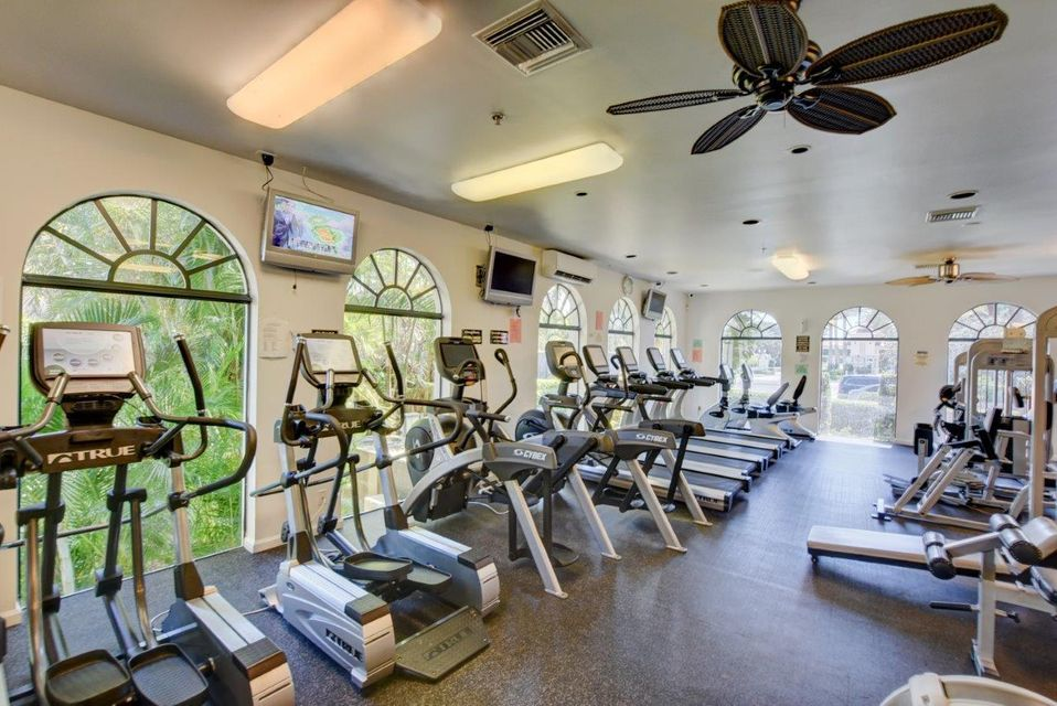 Clubhouse Gym 1