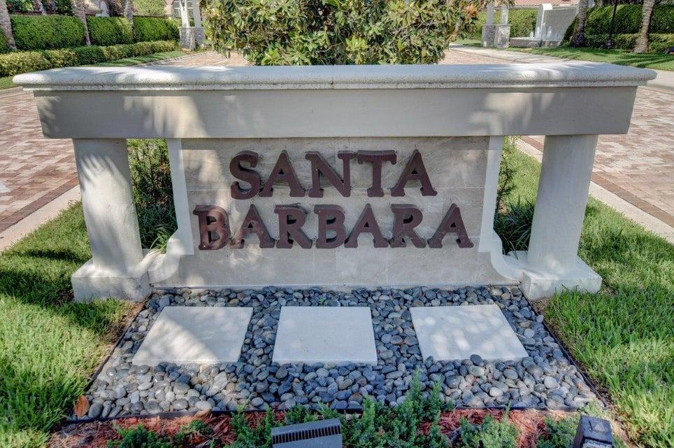 Santa Barbara Sign