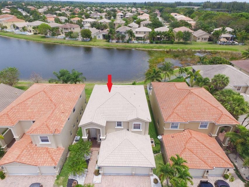Single Family Home for Sale at 7572 Via Luria Lake Worth, Florida 33467 United States