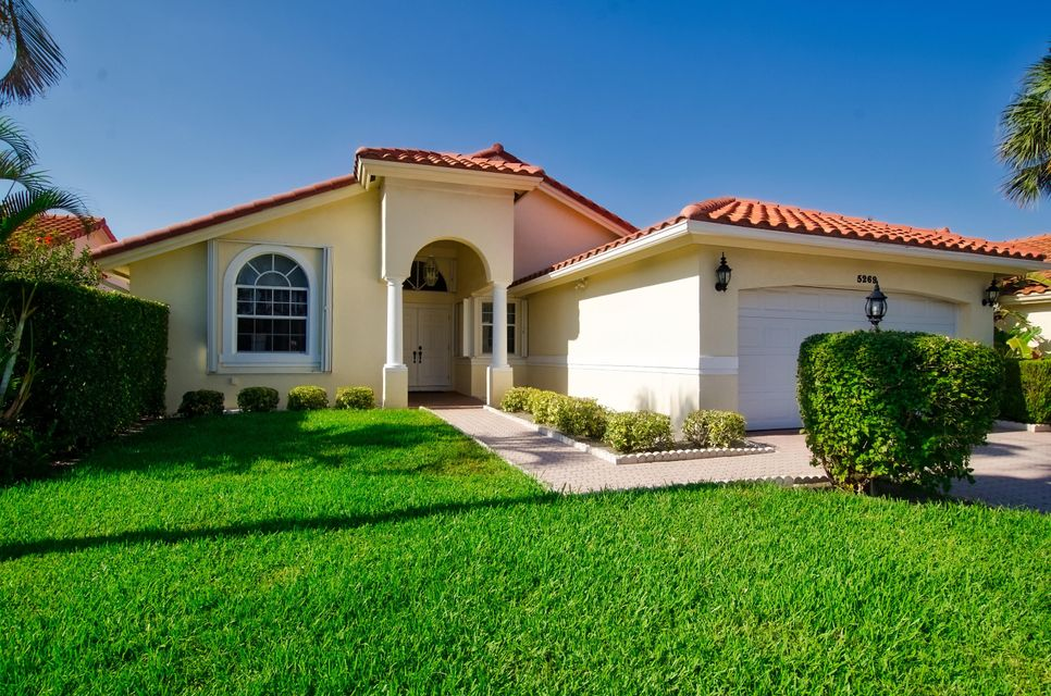 Single Family Home for Sale at 5269 Bodega Place Delray Beach, Florida 33484 United States