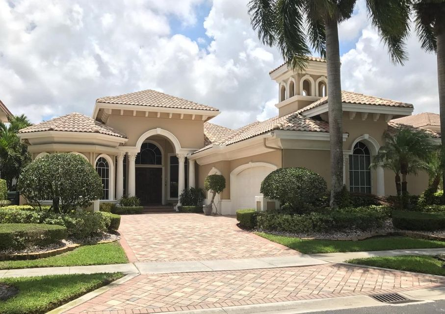 Single Family Home for Sale at 6566 Landings Court Boca Raton, Florida 33496 United States