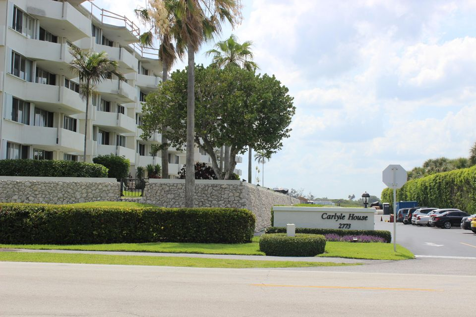 Home for sale in CARLYLE HOUSE CONDO Palm Beach Florida