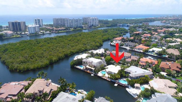 Casa Unifamiliar por un Venta en 673 Osprey Point Circle 673 Osprey Point Circle Boca Raton, Florida 33431 Estados Unidos