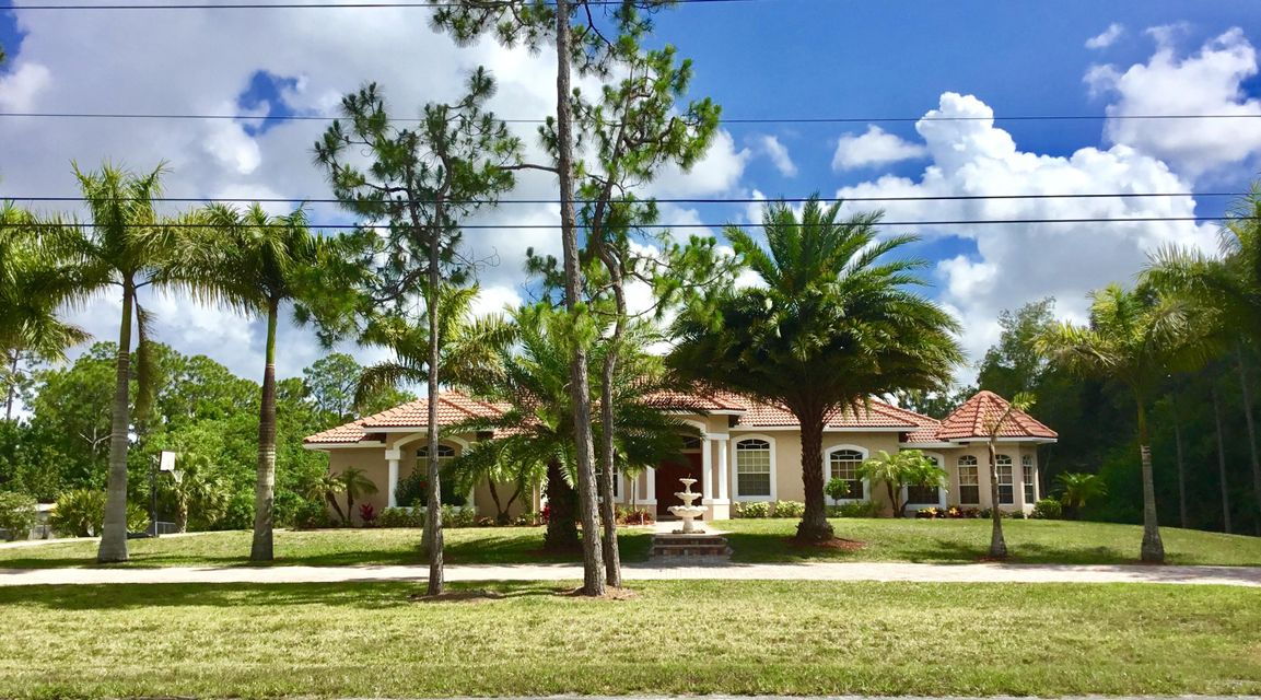 Additional photo for property listing at 14330 Temple Boulevard  Loxahatchee, Florida 33470 Vereinigte Staaten
