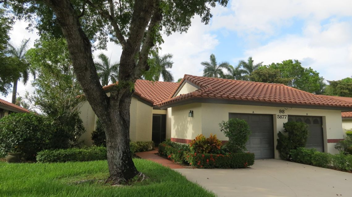 5877 Sunswept Lane A, Boynton Beach, FL 33437