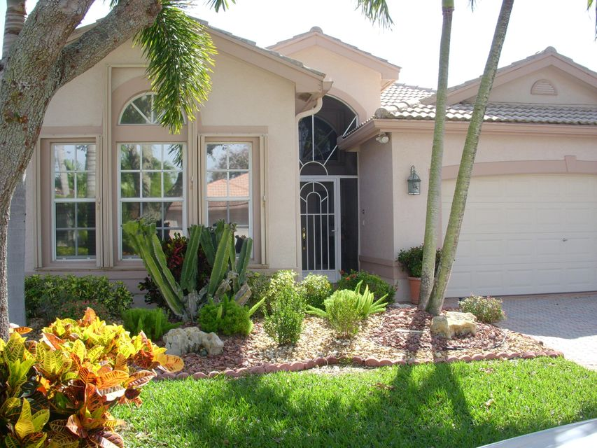 Single Family Home for Sale at 6543 Malta Drive Boynton Beach, Florida 33437 United States