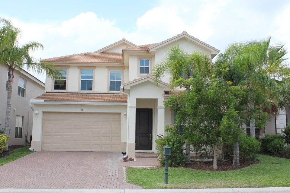 Casa para uma família para Venda às 99 Belle Grove Lane Royal Palm Beach, Florida 33411 Estados Unidos
