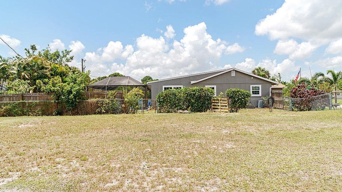 Land for Sale at 1950 SW Castinet Lane Port St. Lucie, Florida 34953 United States