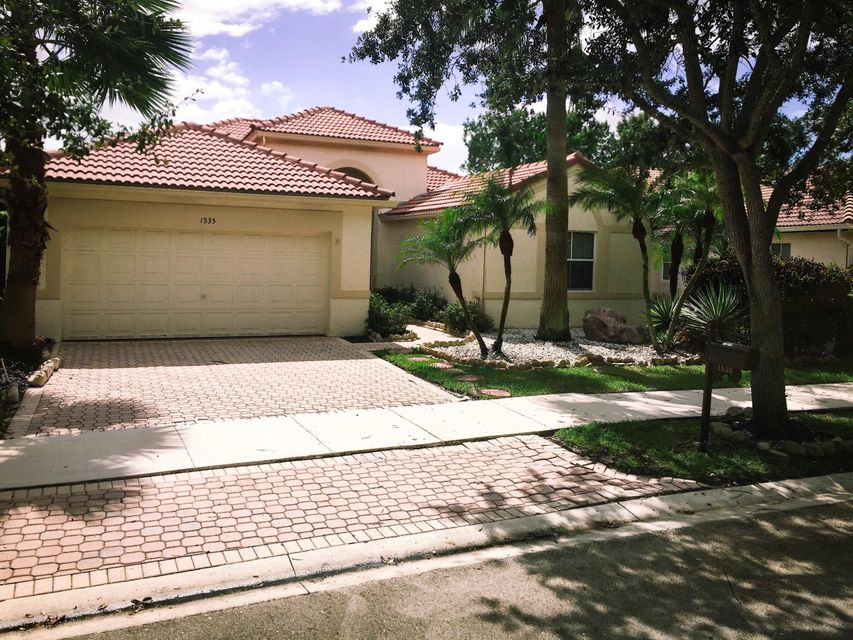 1535 Elm Grove Road, Weston, FL 33327