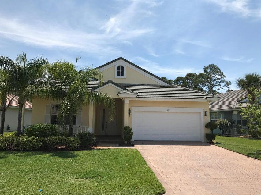 112 NW Pleasant Grove Way, Port Saint Lucie, FL 34986