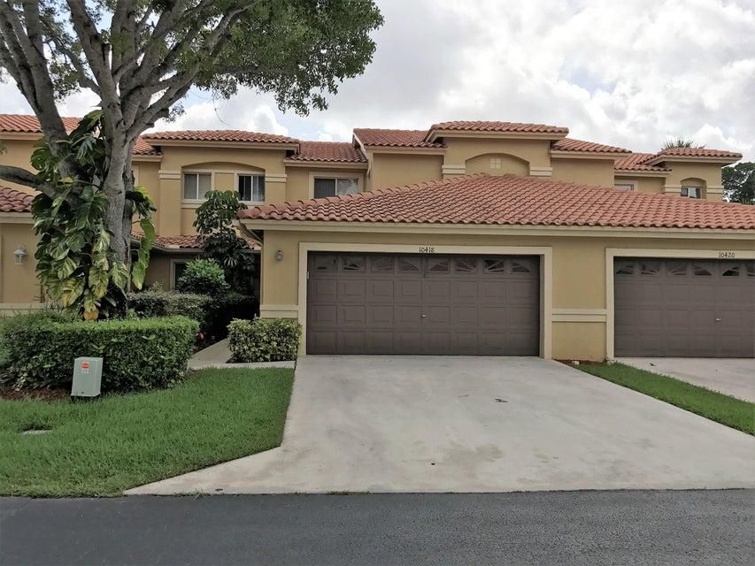 10418 Lake Vista Circle, Boca Raton, FL 33498