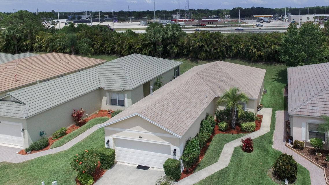 Single Family Home for Sale at 596 SW Indian Key Drive Port St. Lucie, Florida 34986 United States