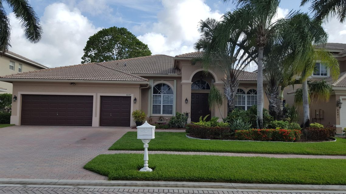 6647 Conch Court, Boynton Beach, FL 33437
