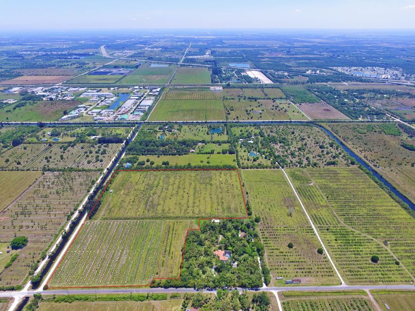 Agricultural Land para Venda às 8401 Immokolee Road 8401 Immokolee Road Fort Pierce, Florida 34951 Estados Unidos