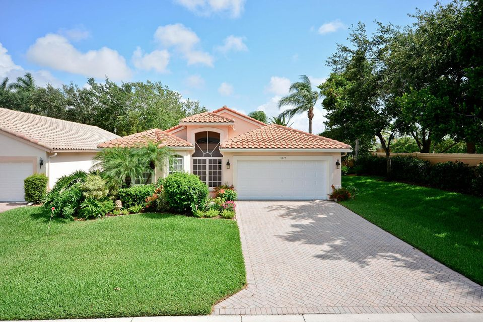 5017 Glenville Drive Boynton Beach FL 33437 - photo