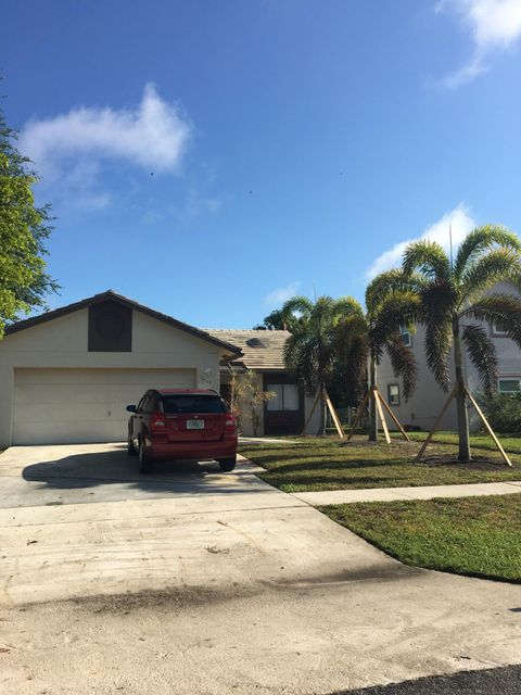 Home for sale in STRAWBERRY LAKES 1 Lake Worth Florida