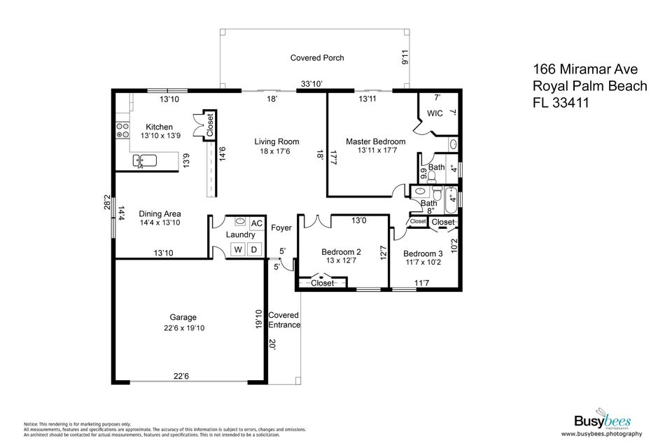 166 Miramar Ave Floor Plan Large