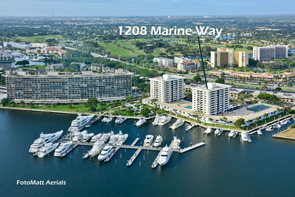 1208 Marine Way 508, North Palm Beach, FL 33408