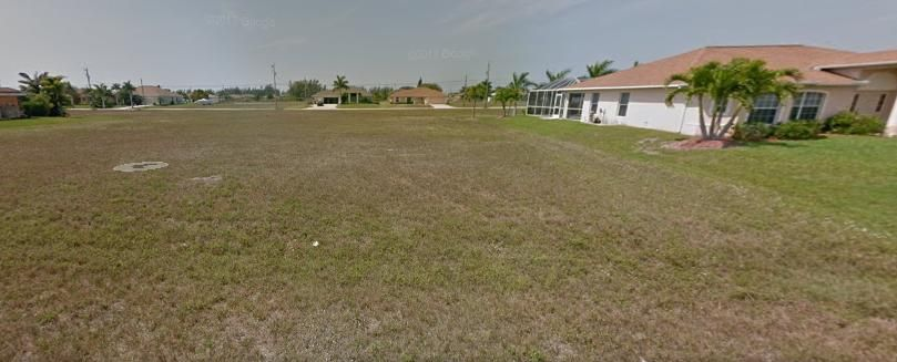 Land for Sale at 722 NW 36th Place Cape Coral, Florida 33993 United States