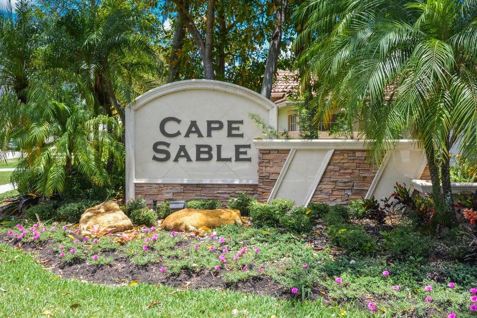 Cape Sable Monument