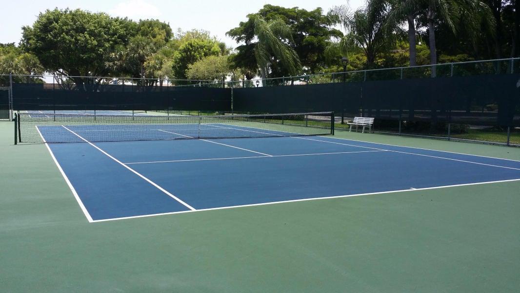 New LOB Tennis