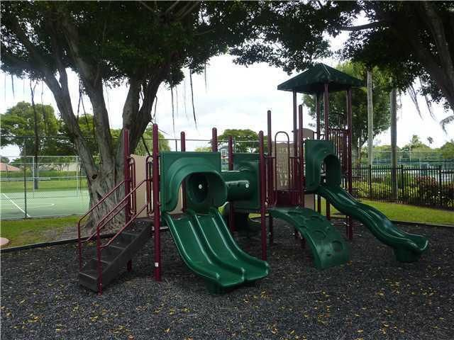 Lakes at Boca playground slides