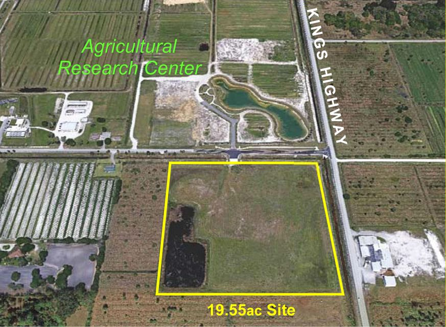 Commercial Land for Sale at 7325 Pruitt Research Road Fort Pierce, Florida 34945 United States