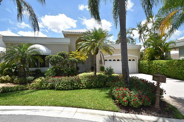 واحد منزل الأسرة للـ Sale في 17347 Bridleway Trail Boca Raton, Florida 33496 United States