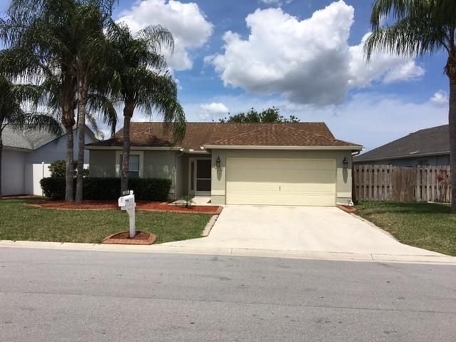 Home for sale in Waterway Cove Wellington Florida