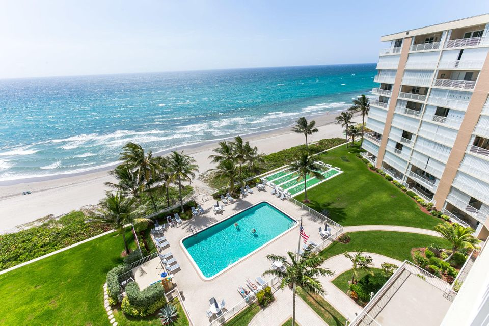 3101 S Ocean Boulevard is listed as MLS Listing RX-10337344 with 23 pictures