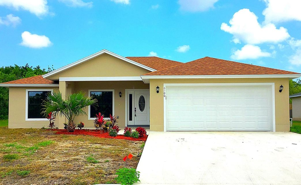 House for Sale at 6500 Las Palmas Way Port St. Lucie, Florida 34952 United States