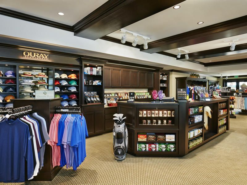 CLUB - Golf Shop