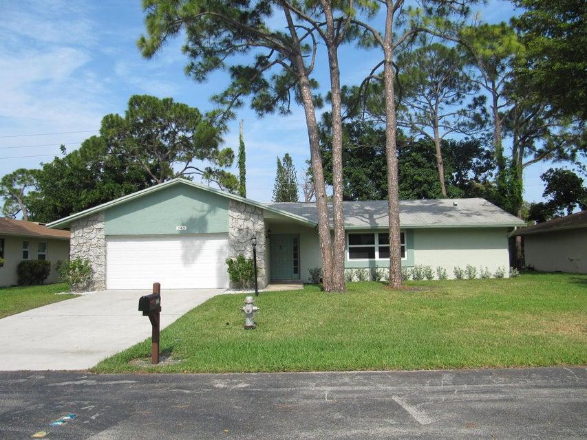 743 NW 23rd Lane, Delray Beach, FL 33445